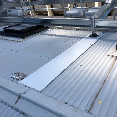 3. Dry pan flashings will provide long term water tightness